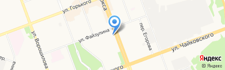 Шоколадный рай на карте Ангарска