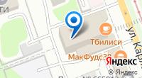 Компания Мирамакс на карте