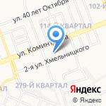 ВетДоктор на карте Ангарска