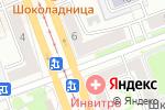 Схема проезда до компании Киоск по продаже печатной продукции в Ангарске