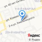 Стальконструкция на карте Ангарска