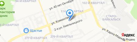 ТриСпецПроект на карте Ангарска
