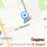Система Город на карте Ангарска