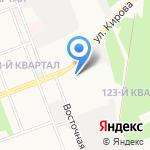 Партнер на карте Ангарска