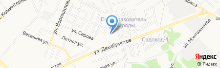 Зернышко на карте Ангарска