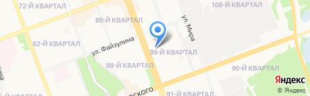 Гармония на карте Ангарска