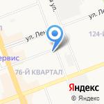 Дмитриев и Ко на карте Ангарска