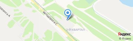 ОМНИ на карте Ангарска