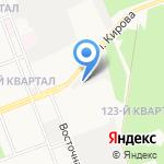Alf-Servis на карте Ангарска
