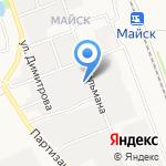 Полимер на карте Ангарска