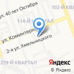 Усольестальконструкция на карте Ангарска