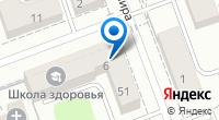 Компания Центр дезинфекции на карте