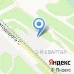 Вода Сибири на карте Ангарска
