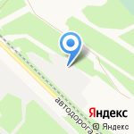 Элара на карте Ангарска