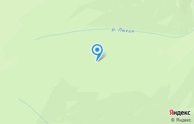 Местоположение на карте пункта техосмотра по адресу Иркутская обл, г Ангарск, кв-л 120, к 40