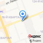 Оптовая компания по продаже автоламп на карте Ангарска