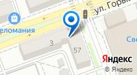 Компания Оптовая компания по продаже автоламп на карте
