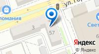 Компания Автолампы опт на карте