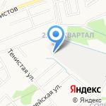 АвтоСпас на карте Ангарска