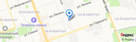 Продукты 24 на карте Ангарска