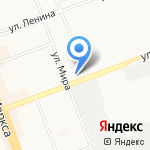 Государственная инспекция по маломерным судам Иркутской области на карте Ангарска