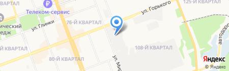 Компания по продаже торгового оборудования на карте Ангарска