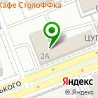 Местоположение компании Подшипники на Горького