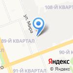 Курочка ряба на карте Ангарска