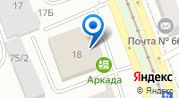 Компания Подборщик автоэмалей на карте
