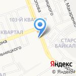 СМК на карте Ангарска