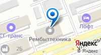 Компания Блеск на карте