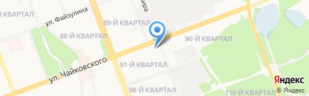 Autospares на карте Ангарска