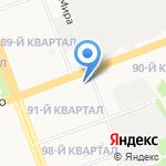 Сервисная компания на карте Ангарска