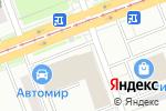 Схема проезда до компании Магазин в Ангарске