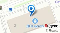 Компания АМТ на карте