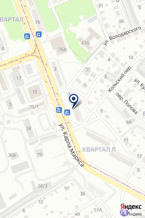 Macho на карте Ангарска