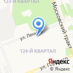 ГОРОД ОГНЕЙ на карте Ангарска