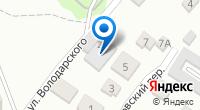Компания Кардинал на карте