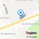 ХОЛОДРЫБСЕРВИС на карте Ангарска