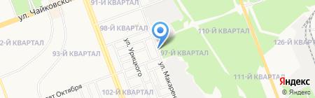 Xado на карте Ангарска