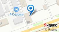 Компания 2 этаж на карте