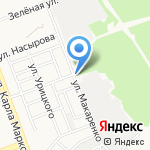 Pulsar на карте Ангарска