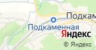 Вокзальный на карте