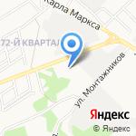 ФастОйл на карте Ангарска