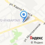 ЭСТЕТИКА на карте Ангарска