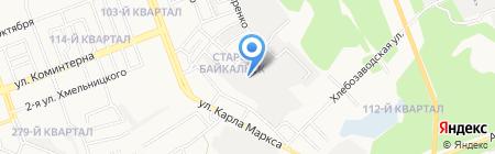 Вакуум-Сервис на карте Ангарска