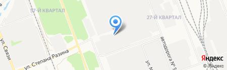 Сиб Эко на карте Ангарска