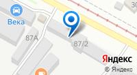 Компания АвтоАтелье на карте