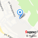 Буксир на карте Ангарска