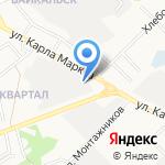 Xenon38 на карте Ангарска